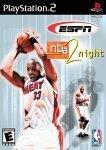 Ps2 Espn Nba 2 Night E