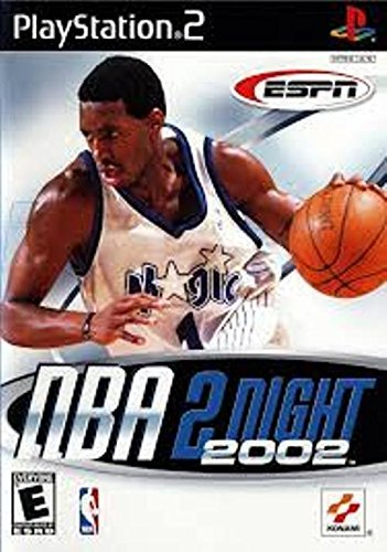 Ps2 Espn Nba 2 Night 2002 Rp