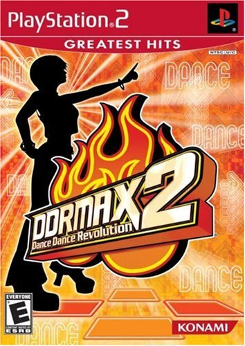 Ps2 Dance Dance Rev Max 2 Greatest Hits