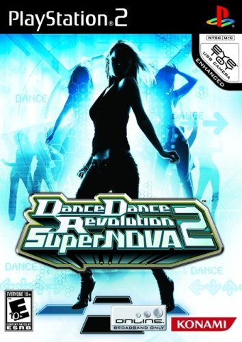 Ps2 Ddr Supernova 2 Konami E