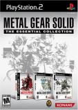 Ps2 Metal Gear Solid Special Editi Konami