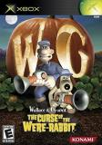 Xbox Wallace & Grommit Curse Of The Were Rabbit