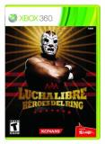Xbox 360 Lucha Libre Aaa Heroes Of The Ring