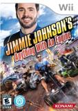 Wii Jimmie Johnson Anything With A Konami Of America E10+