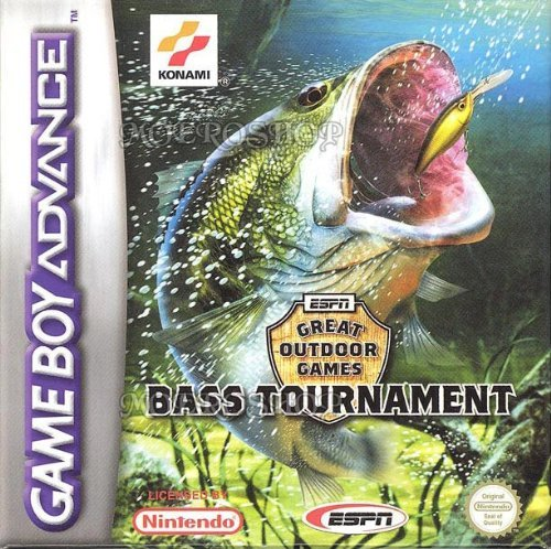 Gba Espn Great Outdoor Games Bass Rp