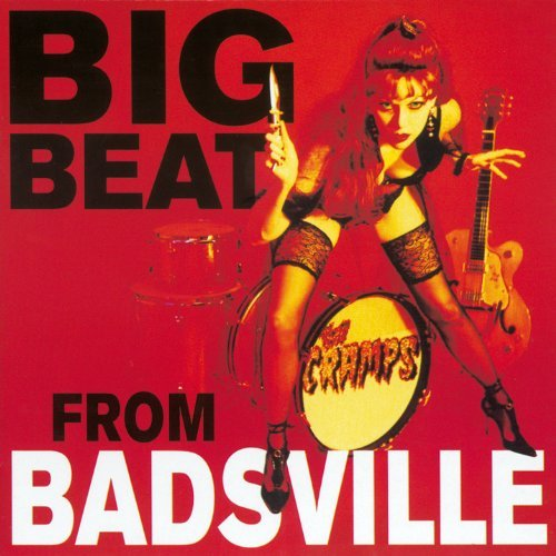 Cramps Big Beat From Badsville Import Gbr