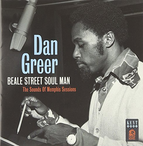 Dan Greer Beale Street Soul Man Sounds Import Gbr