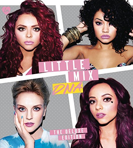 Little Mix Dna Deluxe Ed.