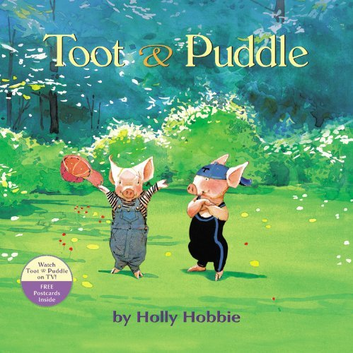Holly Hobbie Toot & Puddle [with Postcard]