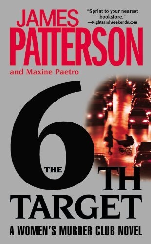 James Patterson 6th Target Large Print