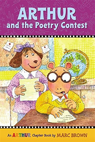 Marc Brown Arthur And The Poetry Contest An Arthur Chapter Book