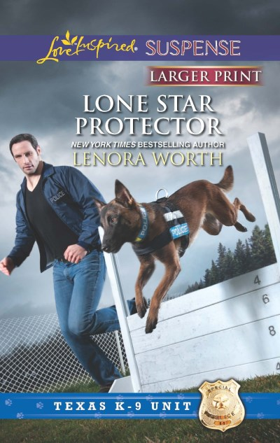 Lenora Worth Lone Star Protector Large Print