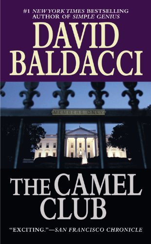 David Baldacci The Camel Club Large Print
