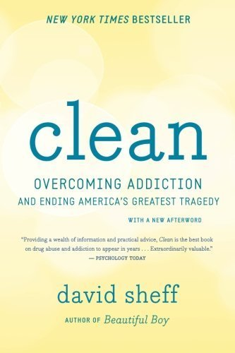 David Sheff Clean Overcoming Addiction And Ending America's Greates