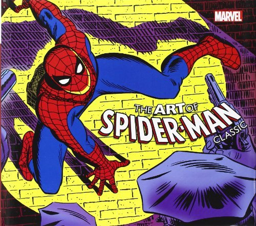 chris-arrant-art-of-spider-man-classic-the