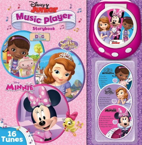 Disney Junior Disney Junior Music Player Storybook [with Music P