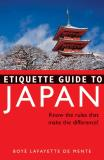 Boye Lafayette De Mente Etiquette Guide To Japan Know The Rules That Make The Difference! Revised