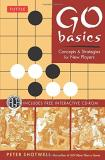 Peter Shotwell Go Basics Concepts And Strategies For New Players [with Cdr