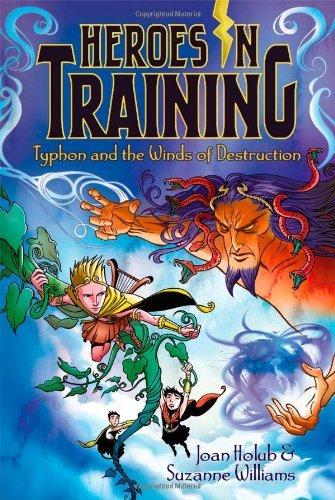 Joan Holub Typhon And The Winds Of Destruction (heroes In Training #5)