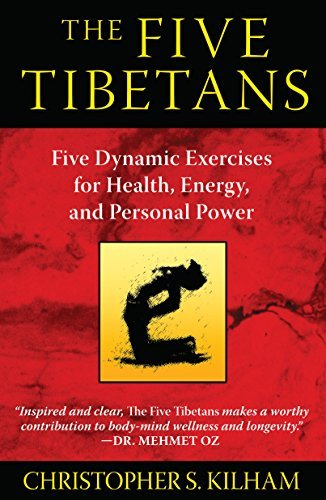 Christopher S. Kilham The Five Tibetans Five Dynamic Exercises For Health Energy And Pe 0002 Edition;edition New