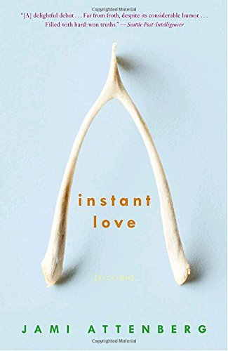 Jami Attenberg Instant Love Fiction