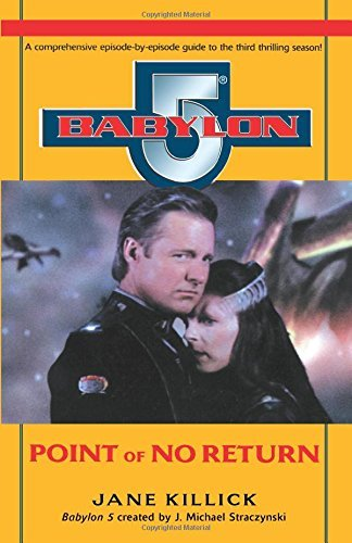 Jane Killick Babylon 5 Point Of No Return