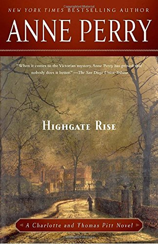 Anne Perry Highgate Rise