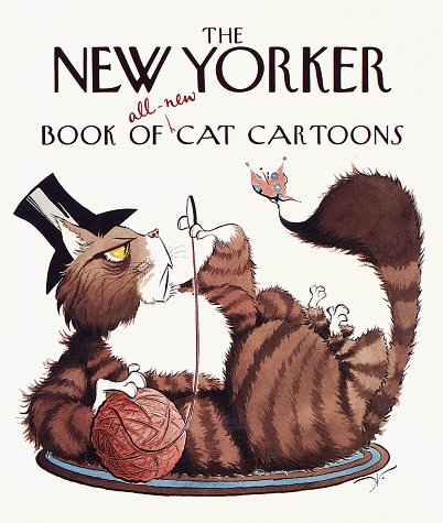 The New Yorker The New Yorker Book Of All New Cat Cartoons