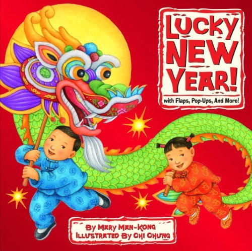 Mary Man Kong Lucky New Year!