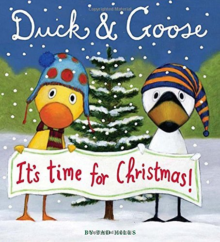 Tad Hills Duck & Goose It's Time For Christmas!