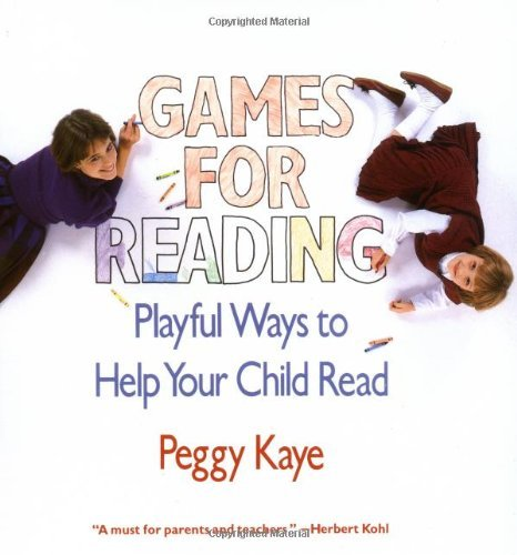 Peggy Kaye Games For Reading