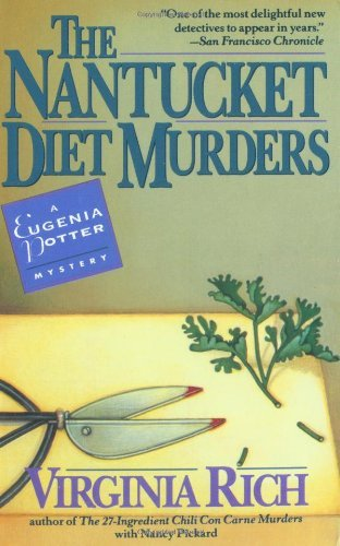 Virginia Rich The Nantucket Diet Murders