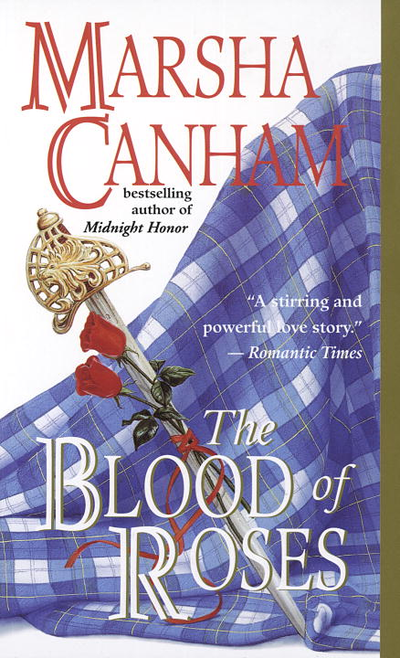 Marsha Canham The Blood Of Roses