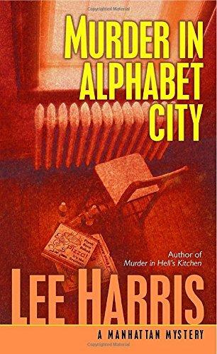 Lee Harris Murder In Alphabet City