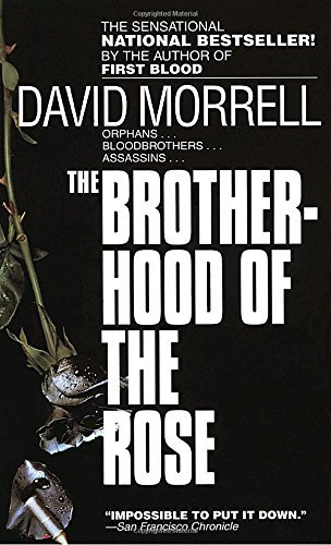 david-morrell-brotherhood-of-the-rose