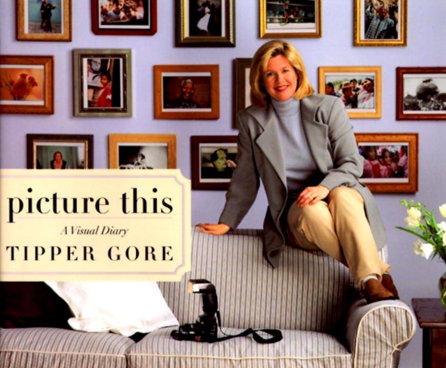 Tipper Gore Picture This A Visual Diary