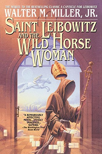 Walter Miller Saint Leibowitz And The Wild Horse Woman