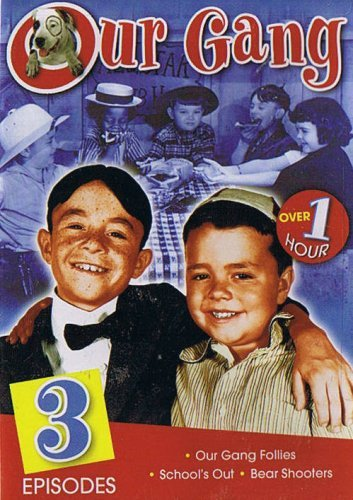 Our Gang (little Rascals) 3 Episodes Our Gang