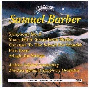 S. Barber/Sym 2 / First Essay / Sch