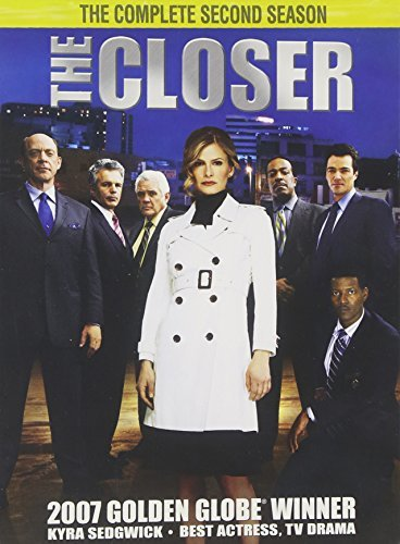 Closer Season 2 DVD