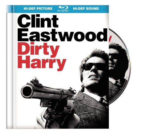 Dirty Harry Eastwood Clint Blu Ray Ws R