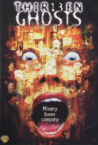Thirteen Ghosts D'ovidio Abraham Shalhoub DVD R