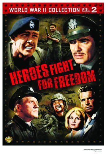 Wwii Collection Vol. 2 Heroes Fight For Freed Bw Nr 6 DVD