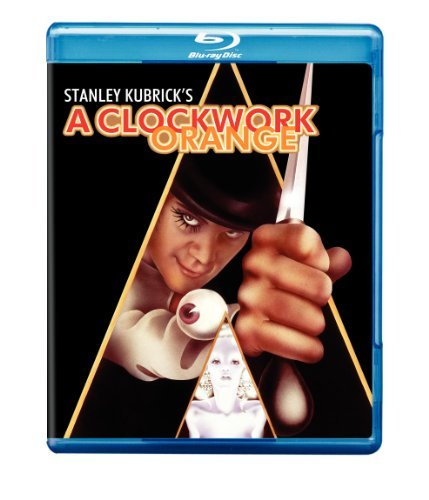 Clockwork Orange Mcdowell Magee Corri Bates Blu Ray Pg