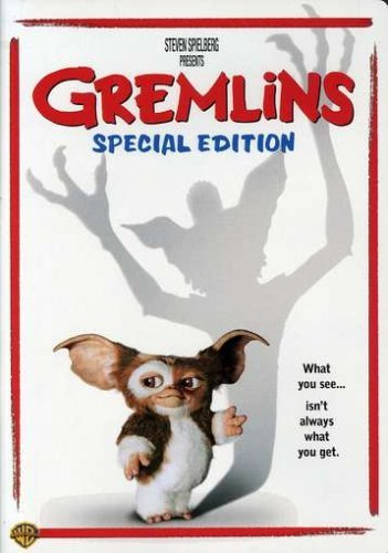 Gremlins Galligan Cates Axton Holliday DVD Pg Ws