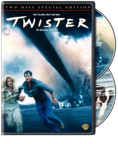 Twister Paxton Hunt Elwes Ws Special Ed. Pg13 2 DVD