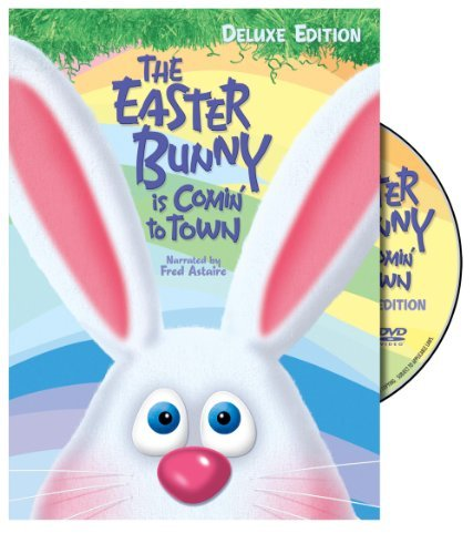 easter-bunny-is-coming-to-town-easter-bunny-is-coming-to-town-deluxe-ed-nr