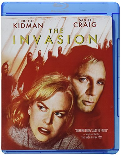 Invasion Kidman Craig Northam Bond Blu Ray Ws Pg 13