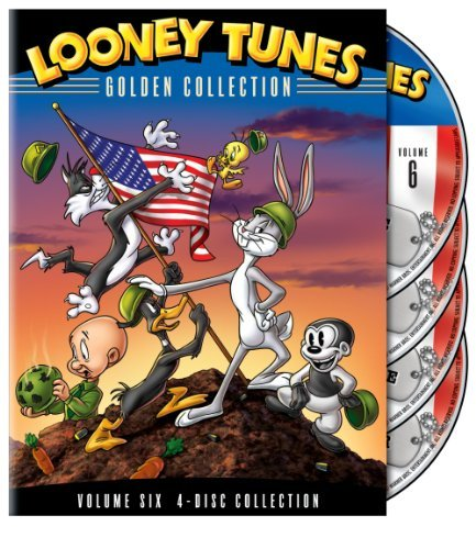 Looney Tunes Vol. 6 Golden Col Looney Tunes Nr 4 DVD