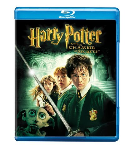 Harry Potter & The Chamber Of Secrets Radcliffe Watson Grint Blu Ray Pg Ws